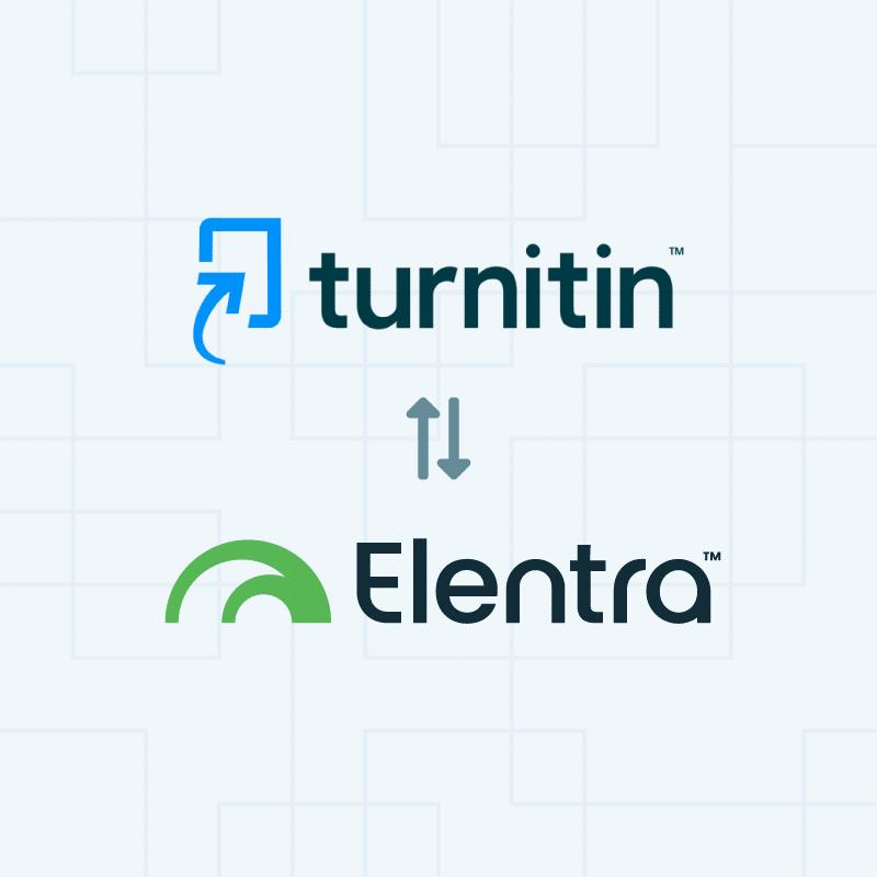 Elentra Turnitin Integration